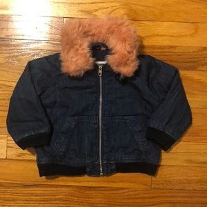 Gymboree Jean jacket!